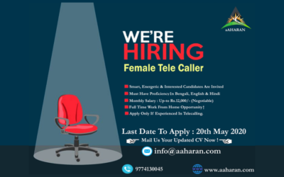 Opening For Female Telecaller